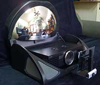 e-Planetarium Newtonian